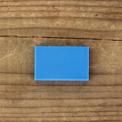 シャイニー 日付印(インク付) 交換パッド:S-400-7 青