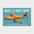 TF ポストカード ナイストリップ エアー柄 (07100073)