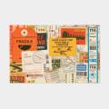 TF ポストカード コラージュ柄 (07100084)