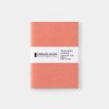TF トラベラーズノート パスポートサイズ リフィル クラフト ピンク (07100231)