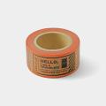TF マスキングテープ 24mm×10m トレインチケット柄 (07100294)