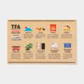 TF ポストカード JAPAN GUIDE柄 (07100345)
