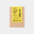 TF トラベラーズノート パスポートサイズ リフィル ST クラフト (07100352)