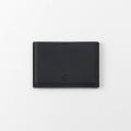 TF レザーパスポートケース 黒 (07100652)