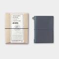TF トラベラーズノート パスポートサイズ ACE HOTEL ブルー (07100726)
