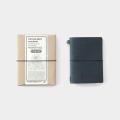 TF トラベラーズノート パスポートサイズ TO&FRO ブルー(07100754)