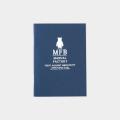 TF トラベラーズノート パスポートサイズ リフィル MFB ネイビー (07100778)