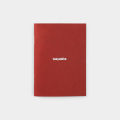 TF トラベラーズノート パスポートサイズ リフィル tokyobike ボルドー (07100787)
