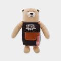MANUAL FACTORY BEAR ぬいぐるみ (07151224)