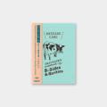 トラベラーズノート パスポートサイズ リフィル メッセージカード(14440006)