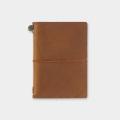 トラベラーズノート パスポートサイズ キャメル (15194006)