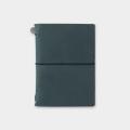 トラベラーズノート パスポートサイズ ブルー (15240006)