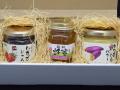 tgsいちごジャム、tgsさつまいもバターと今井養蜂場の天然はちみつセット【D】