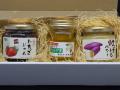 tgsいちごジャム、tgsさつまいもバターと今井養蜂場の天然はちみつセット【E】