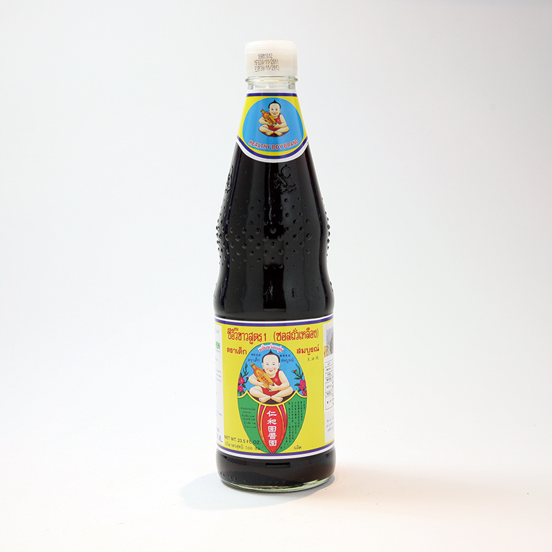 HEALTHY BOY ソイビーンソース Soy Bean Sauce L 700ml