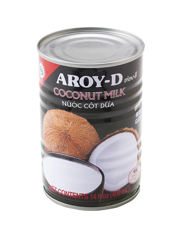 ココナッツミルク AROY-D 400ml(Coconutmilk)