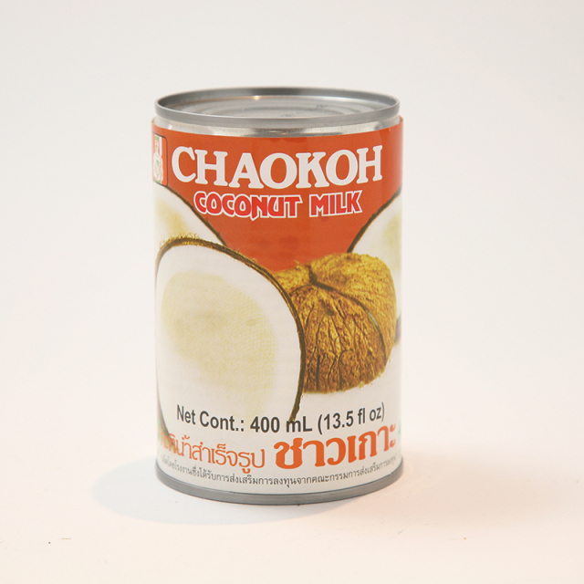 チャオコー ココナッツミルク (CHAOKOH coconut milk) 缶 400ml
