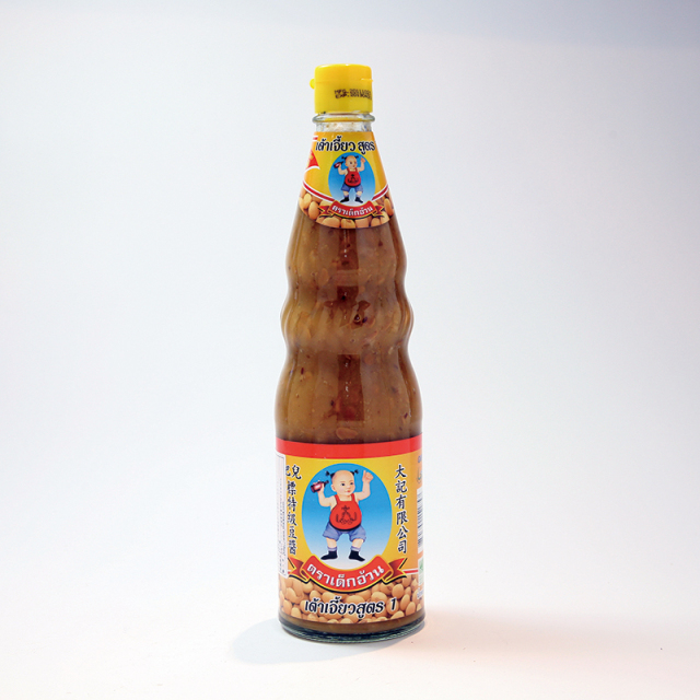 空芯菜炒めに!! ソイビーンペースト(タオチオ) SoybeanPaste  L 850g