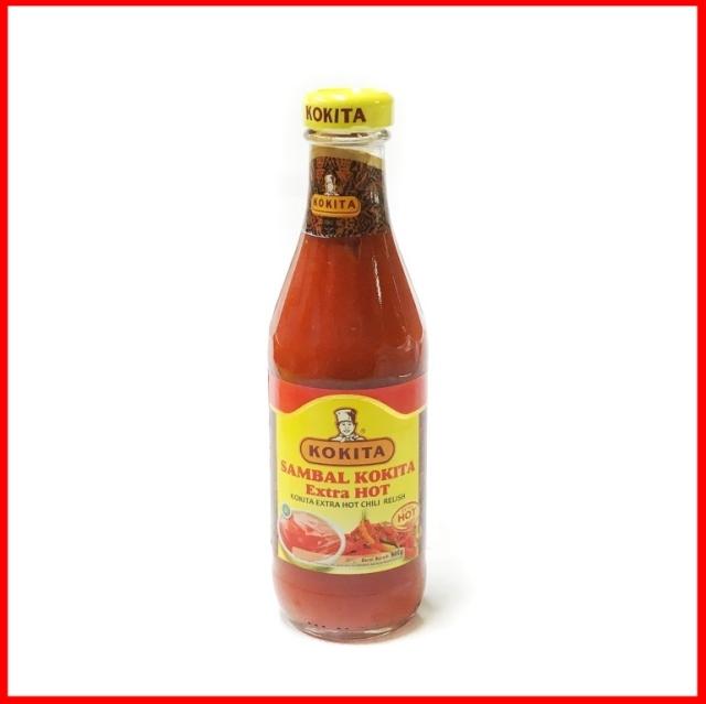インドネシア調味料 サンバルコキタ Extra HOT チリソース