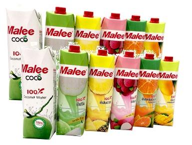 【送料込み】Malee バラエティセットL  1,000ml 12本