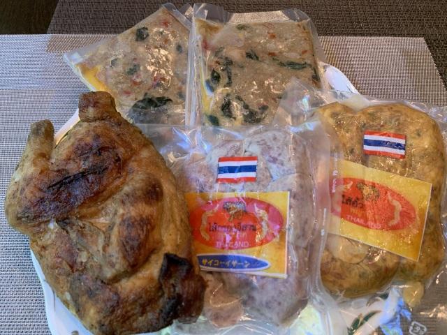 肉肉セットスペシャル