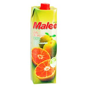 Malee 100%タンジェリンオレンジジュース