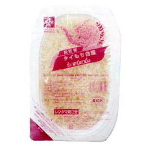レトルト タイもち白飯 200g×5個