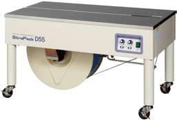 半自動梱包機D55LA