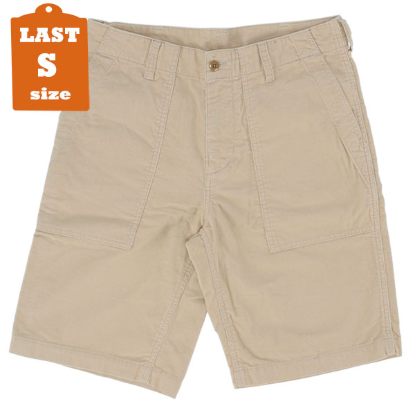 【FIVE BROTHER】 CORDS BAKER SHORTS 151732 (Beige) [20457121]