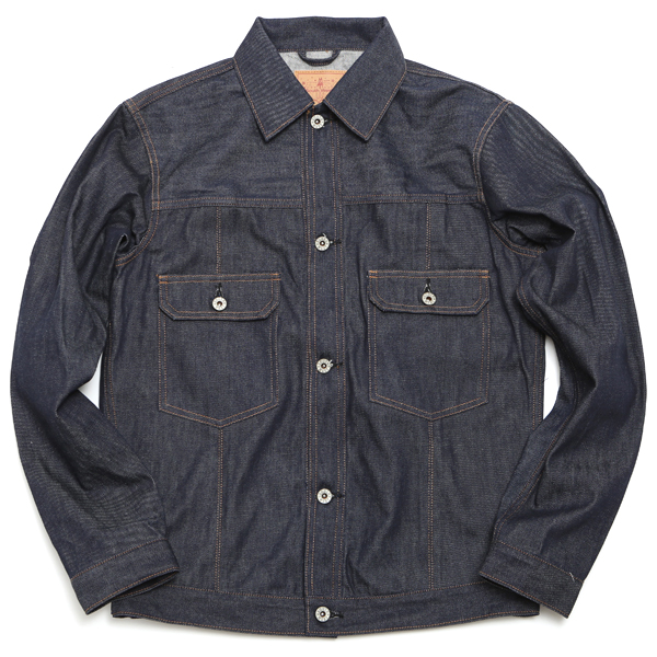 【SOUTH WEST】 2nd TYPE DENIM JACKET (Denim) [26001008]