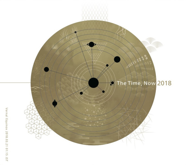 『The Time, Now 2018』
