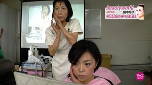 TNCC 田中玲子の「小顔美点マッサージとかっさ療法」【BWJ 2014】