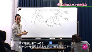 TNCC 烏山ますみの「日本一わかりやすい女性ホルモンのはなし」