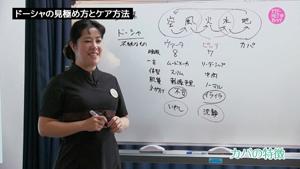 TNCC 日本一に輝いたフェイシャル技術「アーユルヴェーダ入門セミナー」
