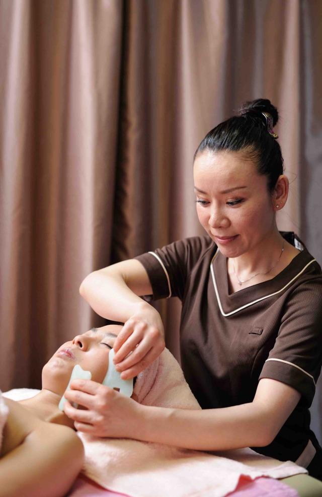【9月16日開催】中国伝統 「漢方美容かっさ」入門セミナー