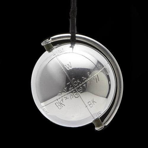 ラアルミニウム ラディオニックペンデュラム・【コズミック】UPEA5.0 【最新型 MILEWSKIタイプ】