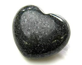 【証明書付】ストーンヘンジのハート型ポリッシュ 【天然石・パワーストーン】