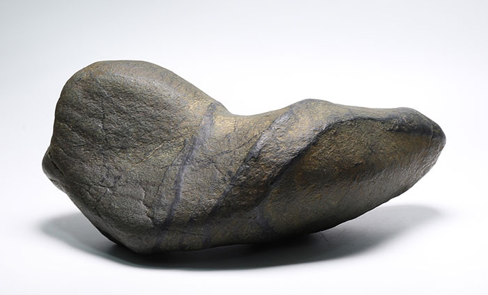 大特価★ 神居古潭(カムイコタン)の巨大原石《No.8》  20×10cm  【天然石・パワーストーン】
