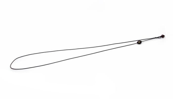 再×5入荷しました!【まくらめ編み】当店オリジナル☆まくらめ紐ネックレス    【パワーストーン/天然石】