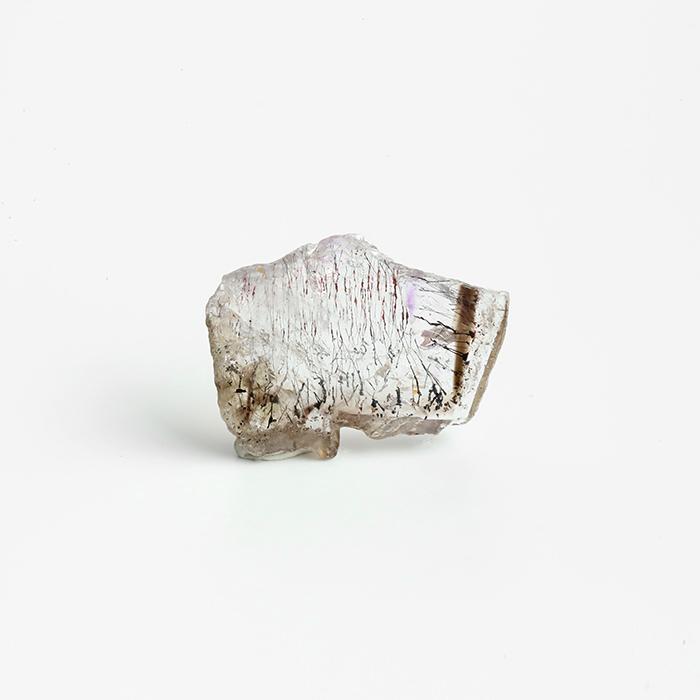 GW特価!エスピリットサント産セイクリッドセブン 26.5×22mm   [No.8]        /mel 【パワーストーン,天然石】
