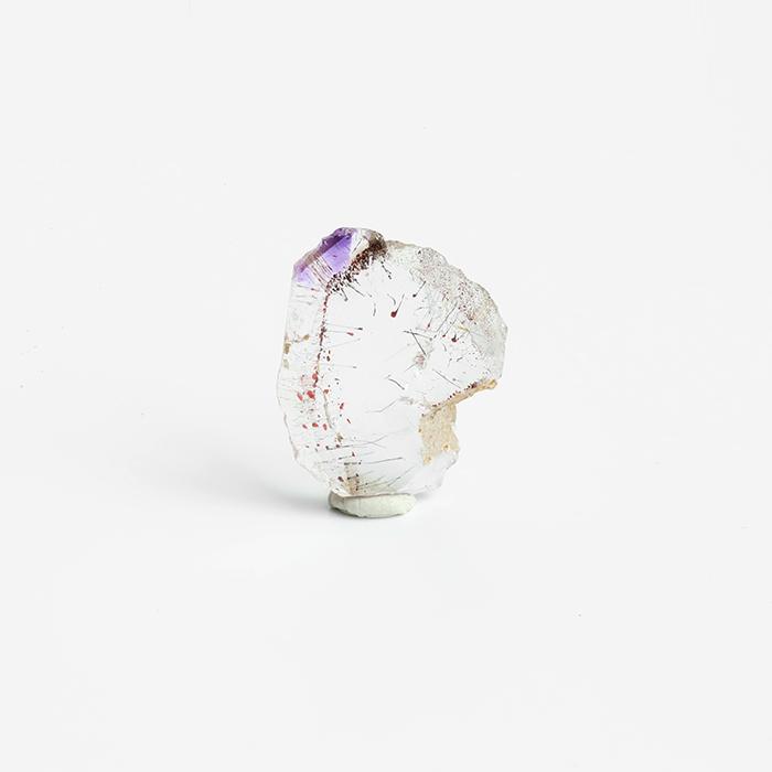 GW特価!エスピリットサント産セイクリッドセブン 24.3×21.2mm   [No.13]        /mel 【パワーストーン,天然石】