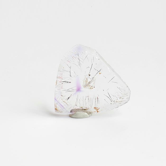 GW特価!エスピリットサント産セイクリッドセブン 27.6×30.1mm   [No.28]        /mel 【パワーストーン,天然石】