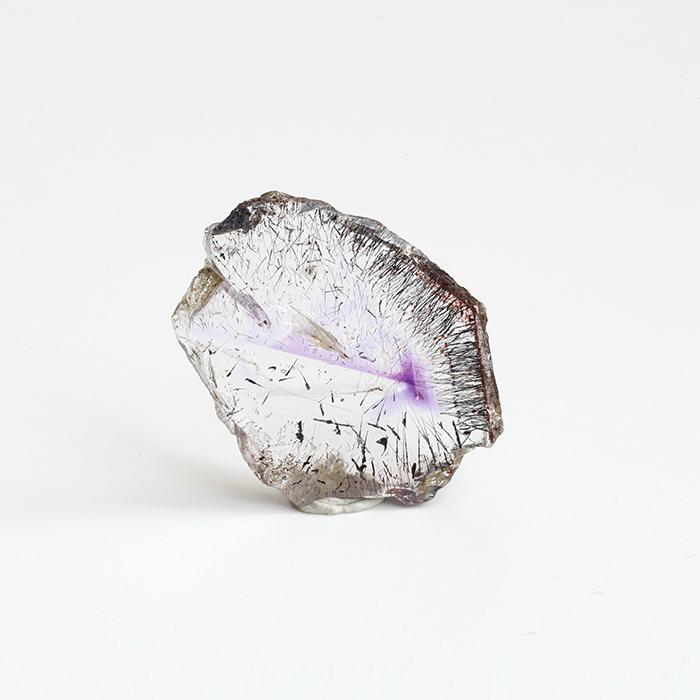 GW特価!エスピリットサント産セイクリッドセブン 30.4×24.1mm   [No.30]        /mel 【パワーストーン,天然石】
