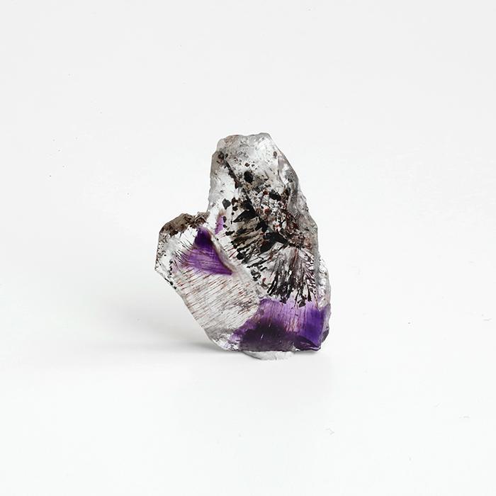 GW特価!エスピリットサント産セイクリッドセブン 28.4×20.2mm   [No.31]        /mel 【パワーストーン,天然石】