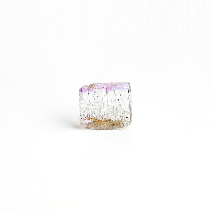 GW特価!エスピリットサント産セイクリッドセブン 16.7×14.8mm   [No.40]        /mel 【パワーストーン,天然石】