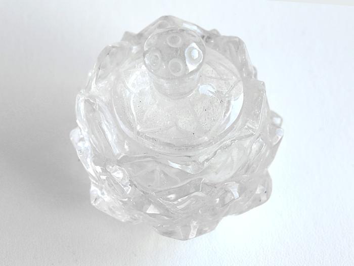 限定入荷!美しい蓮の花の小物入れ    1       /4月 パワーストーン・天然石【天然石・パワーストーン】