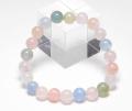 特価!ミルキーミックスベリルの約8mmブレスレット   【パワーストーン/天然石】  sale14   bracelet