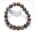 特価!ブラックサンムーンストーンSAの10mmブレスレット  【パワーストーン/天然石】 sale14  bracelet