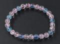 高品質!ミックスベリルSAの約6.6〜6.9mmブレスレット   sale13  bracelet