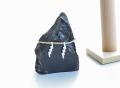 新春特価!【伊勢浄化済み】日本産 麻紐 可動式 小さなしめ縄   長さ18cm(直径5.5cm程度)
